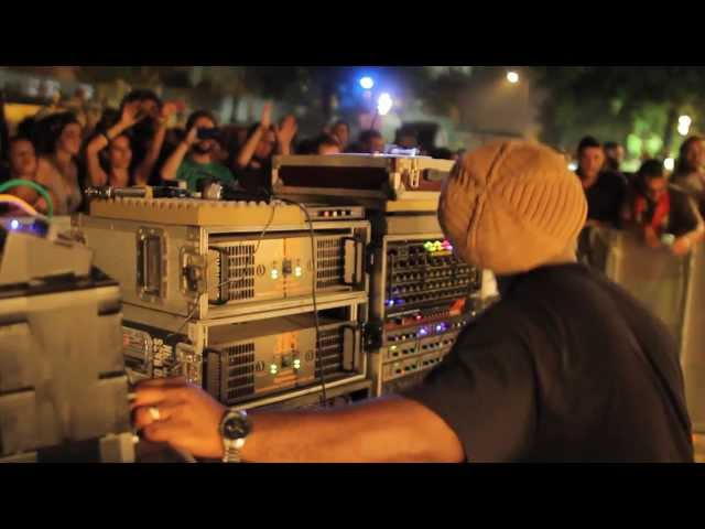Video en directo de Channel One para Garance Festival 2013.