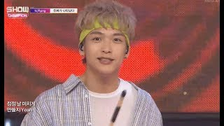 [Ver.2] N.Flying - The Real /Stage Mix (Jaehyun focus)