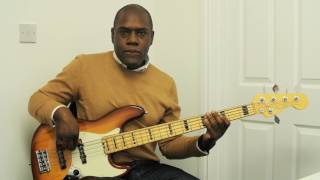 Mario Biondi Love is a Temple (Bass Cover)