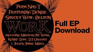 "Pupa Nas T Ft. Denise ""Saucey Wow"" Belfon - Work (Full Acapella)"