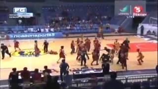 Mapua vs EAC worst NCAA brawl.