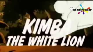 KIMBA el León Blanco