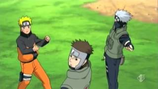 """Naruto Shippuuden ITA - Video  """"L'allenamento di Naruto!"""" (HD)"""