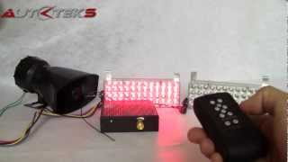 Sirena ES121 Microfono Altavoz Pato