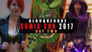 Albuquerque COMIC CON 2017 Day Two