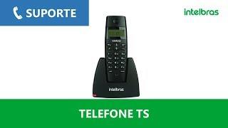 Telecom | Como registrar o telefone TS 40 básico quando o led do fone está piscando - i1133