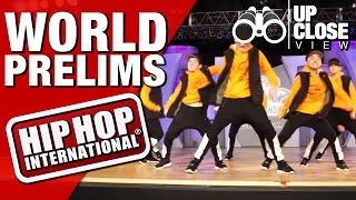(UC) Swagganauts - New Zealand (Junior Division) @ HHI's 2015 World Prelims