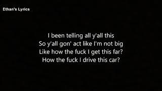 Lil Xan - Far (Instrumental and Lyrics) (Karaoke)