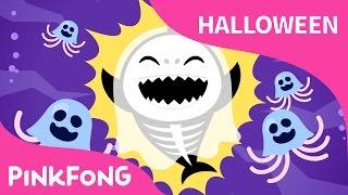 Tiburón Bebé (Halloween Versión)   Canciones de Halloween   PINKFONG Canciones Infantiles