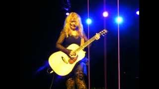 Nancy Wilson (Heart) Crazy On You Intro 2013