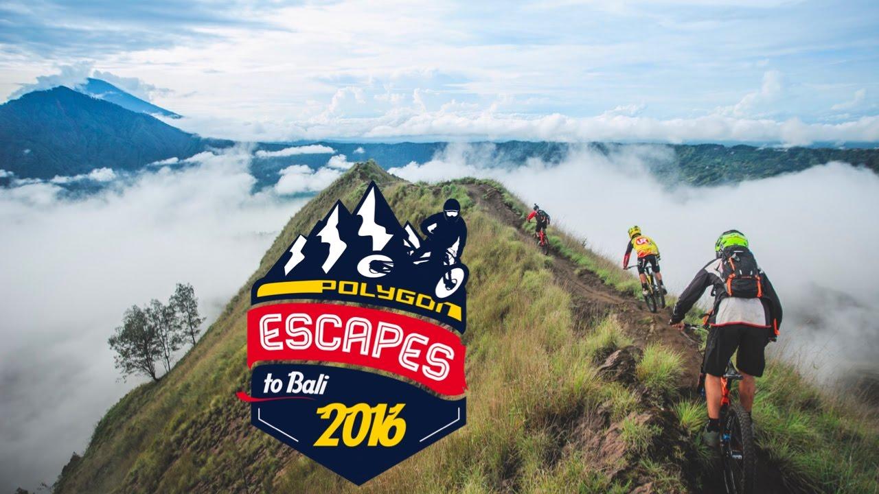 Polygon Escapes to Bali 2016