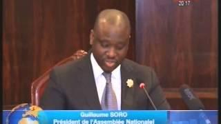 Le comité exécutif de l'International Libéral en séance de travail avec le parlement ivoirien