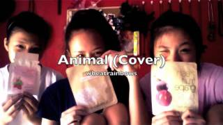 Neon Trees - Animal (Cover) • Joie Tan