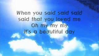 Daniel Boone = Beautiful Sunday