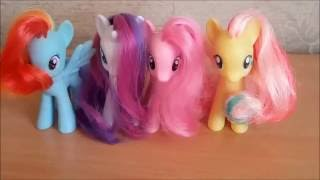 [MLP] What My Cutie Mark is Telling Me (toys version)