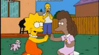 Simpsonovi Sprostá říkanka