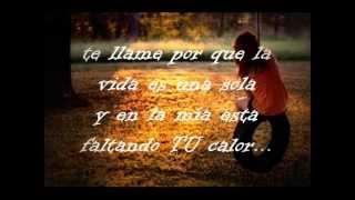 Te Llame - Cristian Castro
