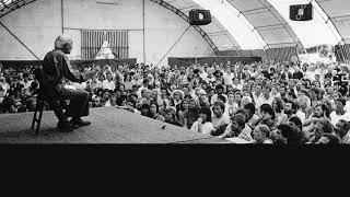 Audio | J. Krishnamurti – Saanen 1972 – Public Talk 2 – What is it to be creative? width=