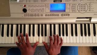 T-PAIN - 5 O'CLOCK (PIANO TUTORIAL)