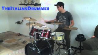 Earth Wind & Fire - September - Drum Cover / Remix [HD]