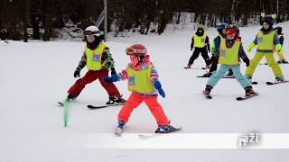 Lyžařská škola-lyžování pro děti-Monínec - to je pecka!