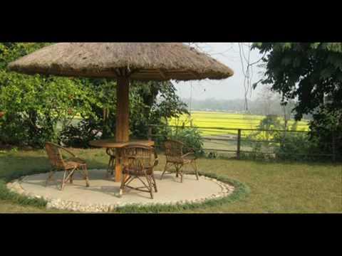 Rejser Ferie Hoteller i Nepal Tiger Tops Tharu Lodge Chitwan Nawalparasi Nepal rejser Ferie