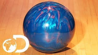 BOWLING BALLS | How It's Made