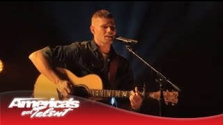 """Jimmy Rose - Bryan Adams' """"Heaven"""" Country Cover on AGT - America's Got Talent 2013"""