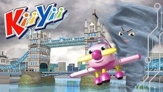 London Bridge Is Falling Down | Nursery Rhymes | By KiiYii!
