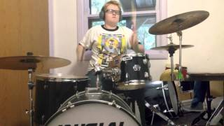 Pennywise  - Revolution - Drum Cover By Jonathon