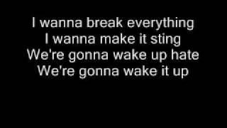 korn wake up hate