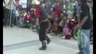 Asi se baila el Techno / Dancing Techno Dancing