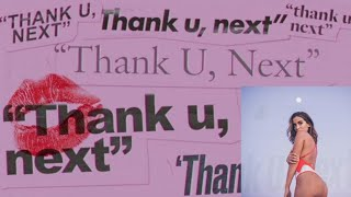 Anitta - Cover (Thank U, next) Ariana Grande