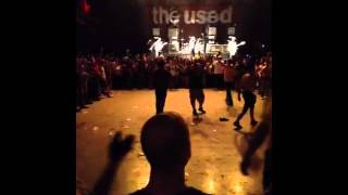 The Used- @ The Paramount (NY)