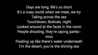 OneRepublic - Oh my my ft. Cassius (lyrics)