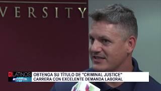 Programa de Justicia Penal en Hodges University