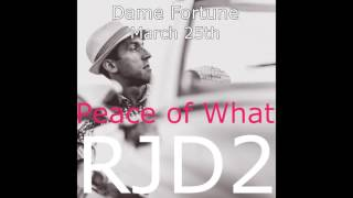 RJD2 - Peace of What