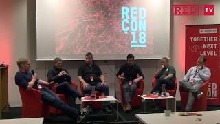 Football in Deutschland - die REDCON Podiumsdiskussion