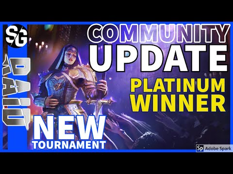 RAID SHADOW LEGENDS | COMMUNITY UPDATE | TOURNAMENT | PLATINUM ARENA | SWEET DEALS