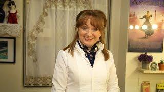 Get a Peek Inside ANASTASIA Standout Caroline O'Connor's Dressing Room