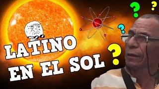 Latino en llegar al sol