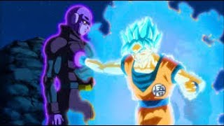 Dragon Ball Super AMV [ Goku VS Hit ] Courtesy Call