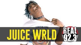 Juice WRLD Shares About How He Got His Start Live From The BET Radio Room | BET Weekend 2018