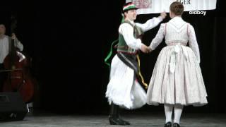 Zita és Zoltán - Rábaközi táncok