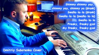 KARAOKE Jason Derulo - Swalla (Piano Cover)