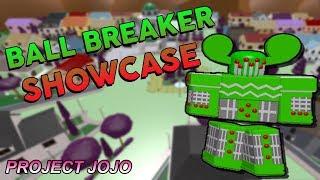 Ball Breaker Showcase - Project JoJo