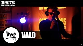 VALD - Acacia (Live des studios de Generations)