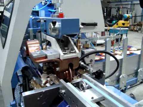 Otomatik Teneke Dikiş Kaynak Makinası-ÇOBANOĞLU MAKİNA(BALIKESİR)