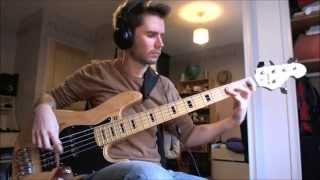 Bon Jovi - It's My Life [Bass Cover]