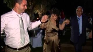 Συγκρότημα Δαλιάνη γάμος Μπουραντά-χορός